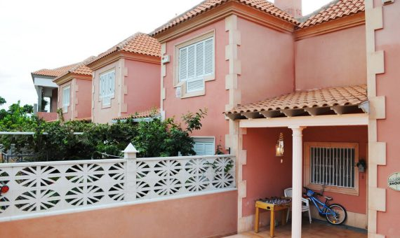 Townhouse in Adeje,  Bahia del Duque, 206 m2, terrace, balcony, garage, parking   | 1
