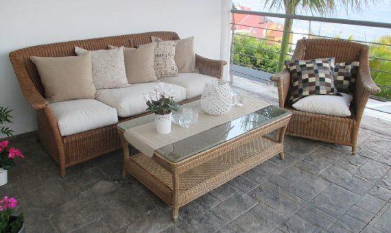Villa in Candelaria, 156 m2, garden, terrace   | 96426-570x340-jpg