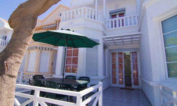 Villa in Adeje,  Playa de Fañabe, 125 m2, fully furniture, terrace, balcony   | 96953-570x340-jpg