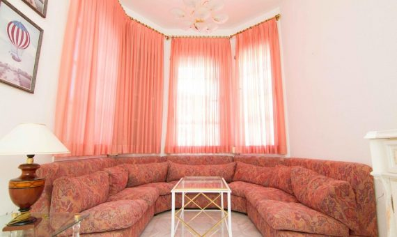Villa in Adeje,  Playa de Fañabe, 125 m2, fully furniture, terrace, balcony   | 4