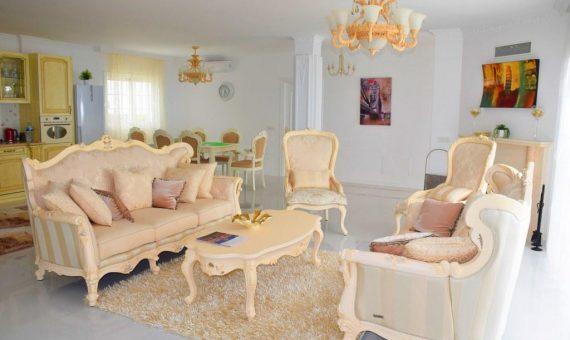 Villa in Guia de Isora,  Guía de Isora, 250 m2, partially furniture, garden, terrace, garage, parking     4