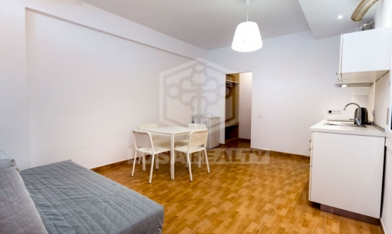 Renovated apartment of 63 m2 in Sants-Montjuic | 2