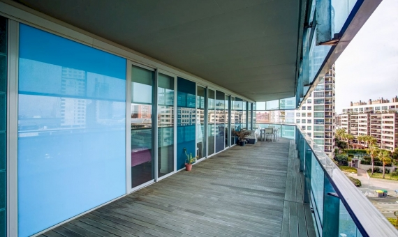 Apartment of 128 m2 with sea views on sale in Diagonal Mar in Barcelona | 2