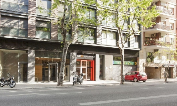 New apartment of 108 m2 in Eixample, Barcelona | 1