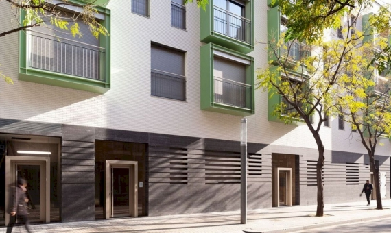 Brand new apartments in Sant Andreu district | 1
