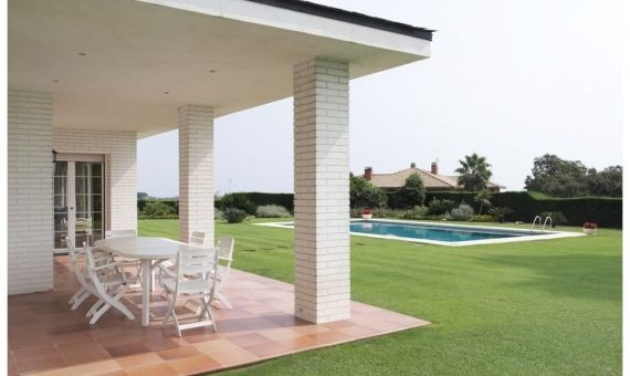 Villa con sea views in Sant Andreu de Llavaneres | 2