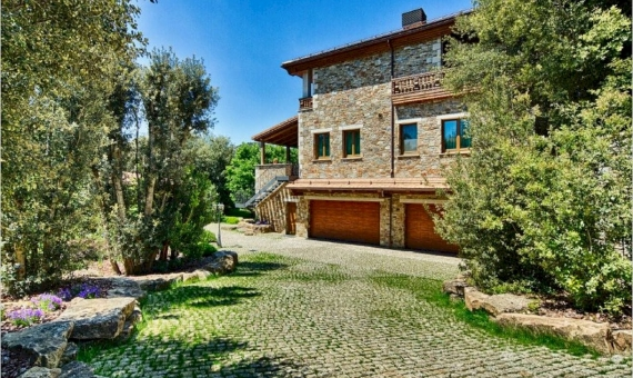 Beautiful villa for sale in a natural park 30 min from Barcelona | 4