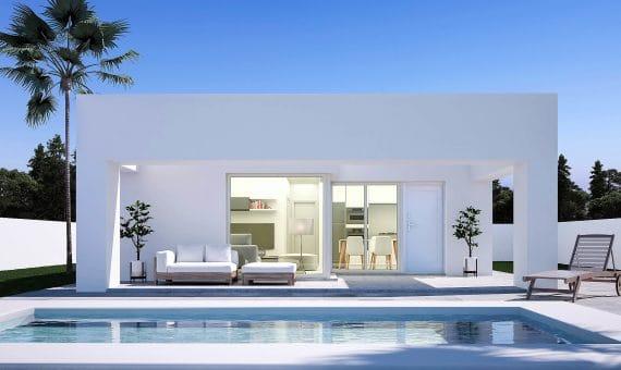 Villa in Alicante, Rojales, 96 m2, pool -