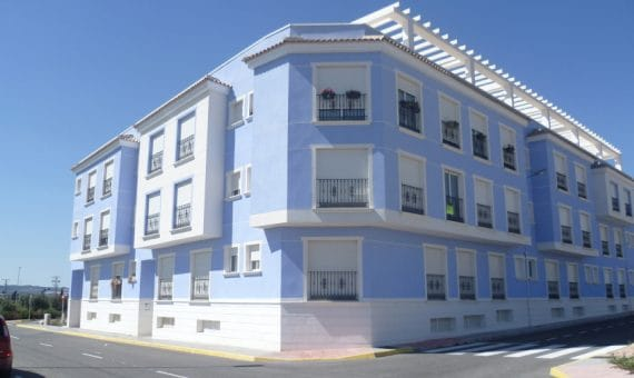 Apartment in Alicante, Montesinos, 84 m2, pool -