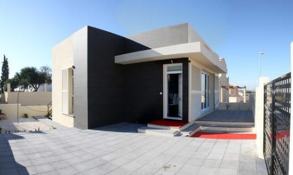 Villa in Alicante, Rojales, 68 m2, pool -