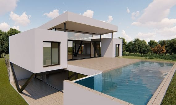 Villa in Alicante, Rojales, 314 m2, pool -