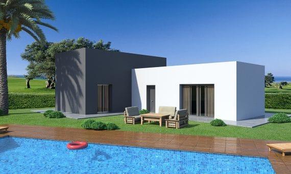 Villa in Alicante, Rojales, 85 m2, pool -