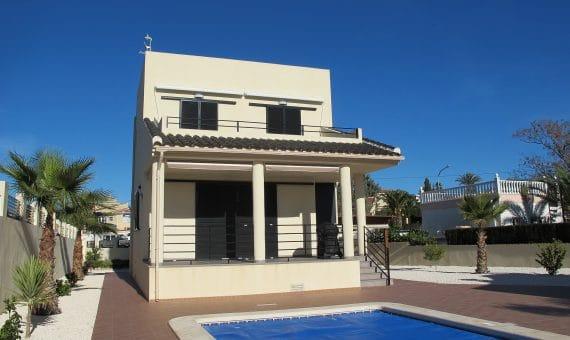 Villa en Alicante, Rojales, 152 m2, piscina -