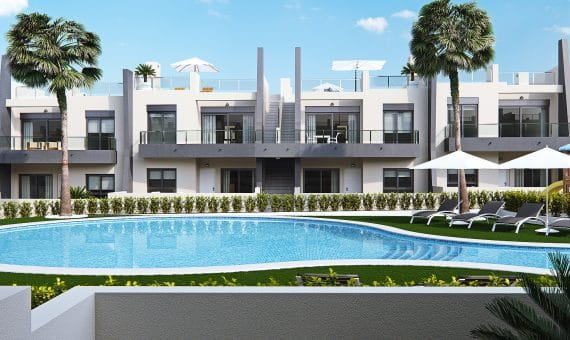 Bungalow in Murcia, Torre de la Horadada, 52 m2, pool   | g_i7et6wow4epacvq6w2n5-570x340-jpg