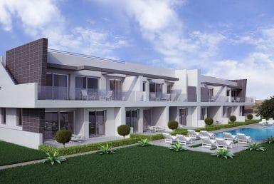 Apartment in Alicante, Santa Pola, 74 m2, pool