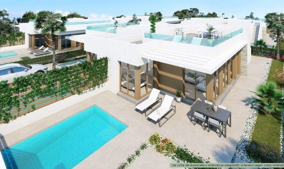 Townhouse in Alicante, San Miguel de Salinas, 100 m2, pool   | g_jy3dx7nmssf4seqjyk3t-570x340-jpg