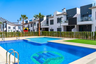 Bungalow in Murcia, Pilar de la Horadada, 85 m2, pool