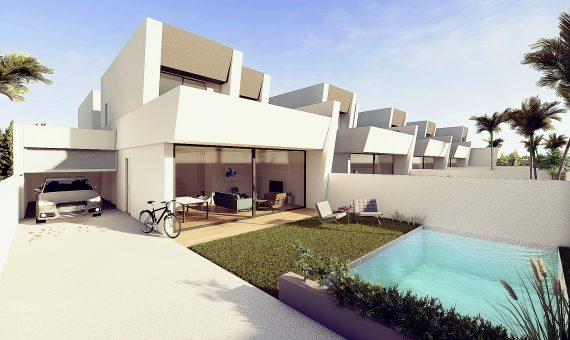 Villa in Alicante, San Pedro del Pinatar  Mar Menor, 128 m2, pool   | g_ole_21e11c4c-ad78-8c42-8726-00fc817843df-570x340-jpg