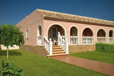 Semi-detached house in Murcia, San Javier, 69 m2, pool