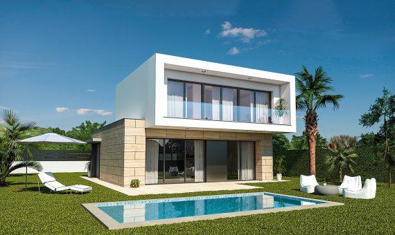 Villa in Murcia, Los Alcazares  Mar Menor, 152 m2, pool   | g_ole_557cd078-bfa8-6a47-ac49-c24f38a97430-570x340-jpg