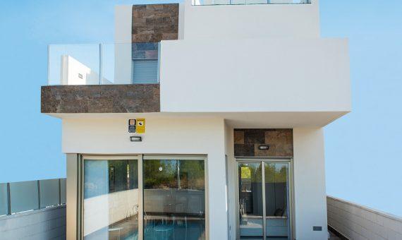 Villa in Alicante, Orihuela Costa, 115 m2, pool -