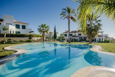 Apartment in Alicante, Finestrat, 76 m2, pool
