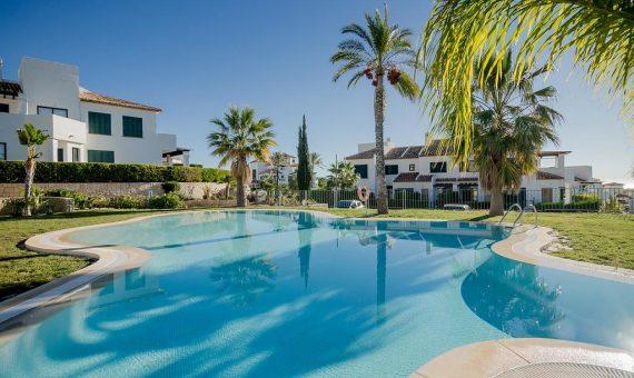 Apartment in Alicante, Finestrat, 76 m2, pool -