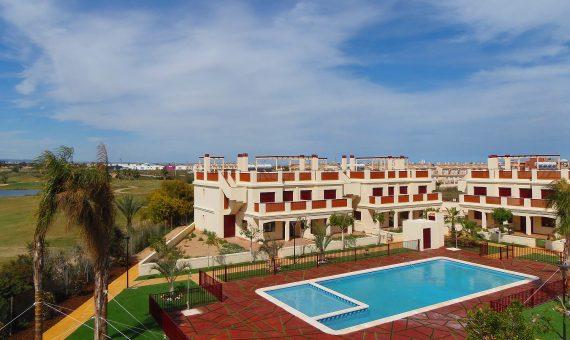 Bungalow in Murcia, Los Alcazares  Mar Menor, 92 m2, pool   | g_ole_6706ec53-e6cc-9a48-91f1-4a2e2ea5a518-570x340-jpg