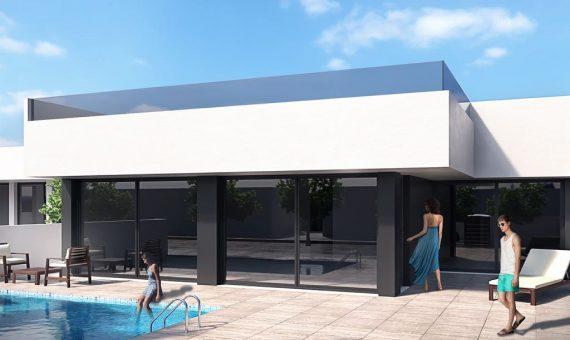 Villa in Alicante, San Pedro del Pinatar  Mar Menor, 95 m2, pool   | g_ole_70c113f6-55b3-6142-ac4b-b7445839a532-570x340-jpg