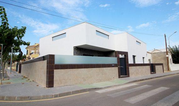 Villa in Murcia, Pilar de la Horadada, 200 m2, pool -