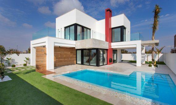 Villa in Murcia, Los Alcazares - Mar Menor, 173 m2, pool -