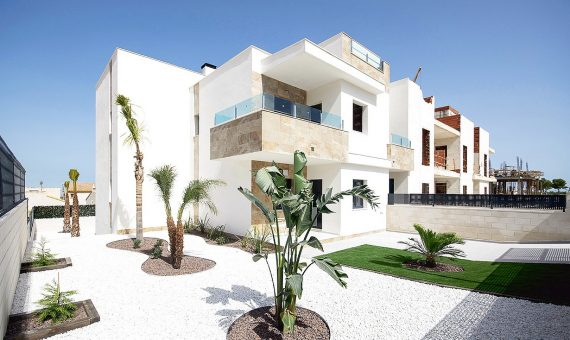 Bungalow in Alicante, Polop, 77 m2, pool -