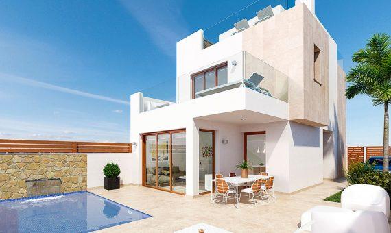 Villa in Murcia, Torre de la Horadada, 134 m2, pool   | g_ole_84815eb9-e277-9d40-aa3f-a62ea1fdf73e-570x340-jpg
