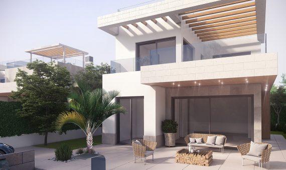 Villa in Alicante, Rojales, 114 m2, pool -