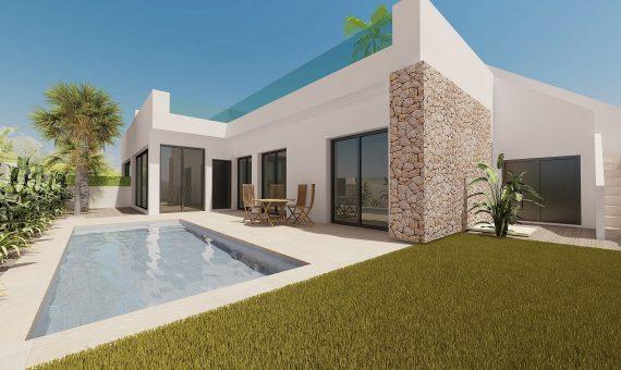 Villa in Murcia, Pilar de la Horadada, 74 m2, pool   | g_ole_8756ec19-5c4d-3a48-86f1-fec143e8e49c-570x340-jpg
