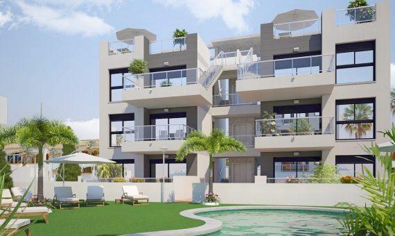 Apartment in Alicante, Torrevieja, 74 m2, pool   | g_ole_b0e3fe57-c300-4007-b2b4-40913f3c1b51-570x340-jpg