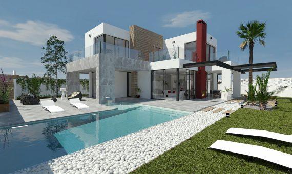 Villa in Murcia, Los Alcazares  Mar Menor, 161 m2, pool   | g_ole_c307486b-e86a-534b-8ff7-54c7b8228be2-570x340-jpg