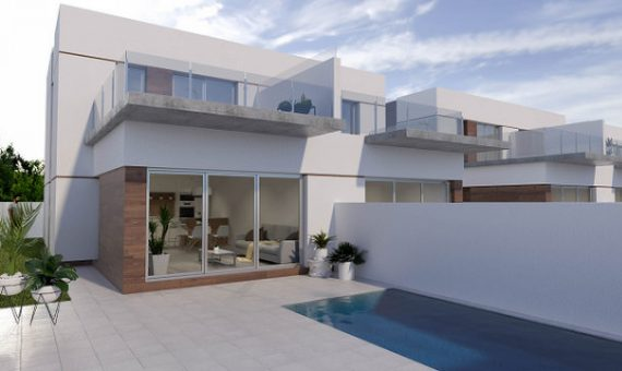 Semi-detached house in Alicante, Daya Vieja, 146 m2, pool   | g_ole_ca271989-0257-6d40-b8a4-84436da44e6f-570x340-jpg
