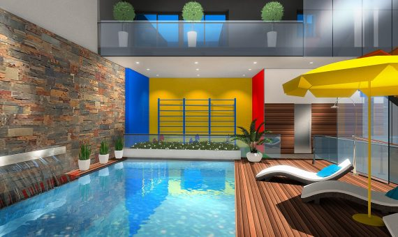 Piso en Alicante, Torrevieja, 80 m2, piscina -