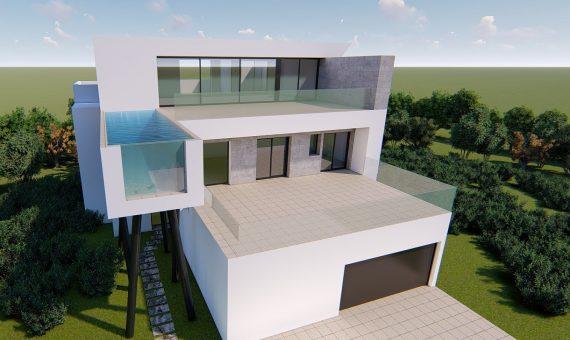 Villa in Alicante, Rojales, 250 m2, pool -