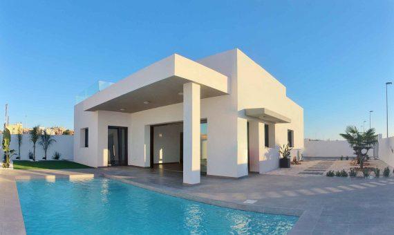 Villa in Alicante, Benijófar, 120 m2, pool -