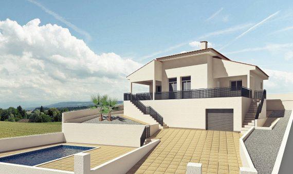 Villa in Alicante, Rojales, 95 m2, pool -