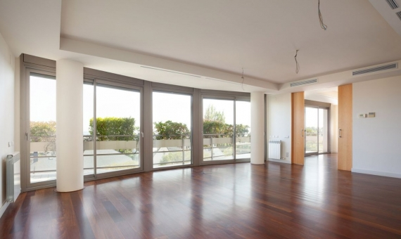 Outstanding high-quality apartments for rent in exclusive Pedralbes neighborhood | 3