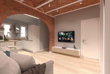 Renovated apartment 88 m2 in the very center of Barcelona - 43529073-f8e4-4979-8e0c-8c20575b96fb