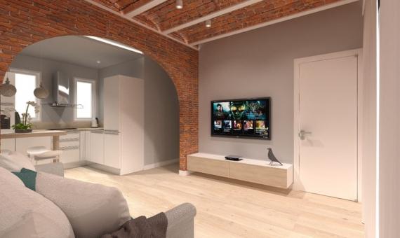 Квартира после ремонта 88 м2 в самом центре Барселоны | 43529073-f8e4-4979-8e0c-8c20575b96fb-570x340-jpg