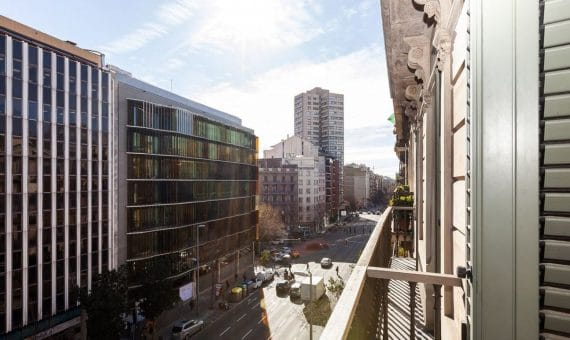Сдается в аренду красивая квартира 84 м2 в Эшампле, Барселона   3