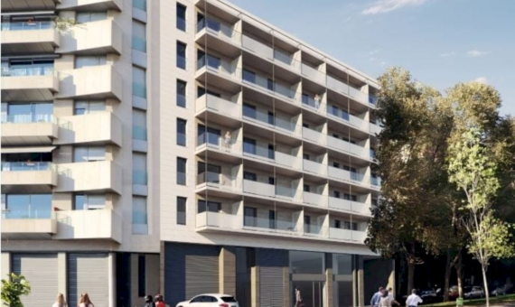 Brand new apartments near the beach in Poblenou, Barcelona | 2