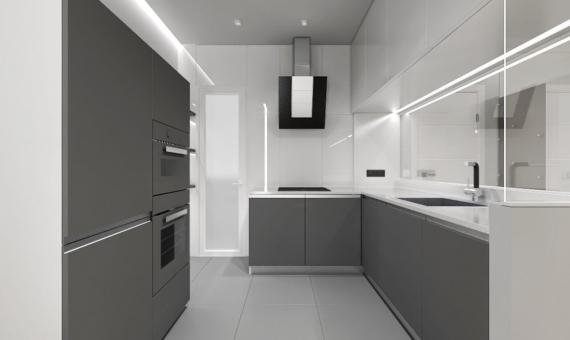 Дизайнерская квартира 115 м2 в Эшампле, Барселона | 4