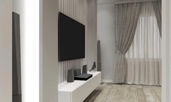 Дизайнерская квартира 115 м2 в Эшампле, Барселона | 2