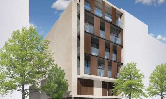 New development with 16 apartments in the center of Barcelona | 2